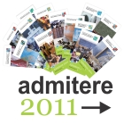 Admitere 2011